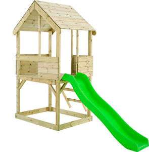 TP Wooden Multiplay Playhouse now £177.94 Delivered w/code @ Argos eBay