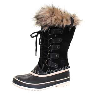 Sorel Women's Joan of Arctic Snow Boots for £36.67 Size 4 - Just in time for summer :-) @ Amazon