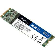 Intenso 512GB M.2 SATA SSD from £73.90 + £9.90 P&P - £83.80 at Alternate