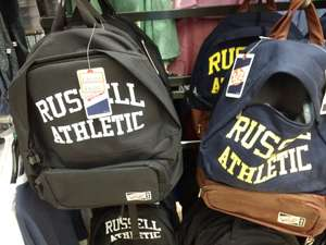 Russell Athletic Backpack down to £6 in Sainsburys (Poole)