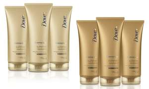 Three Dove Summer Revived 200ml Lotions - £10.49 Delivered @ Groupon