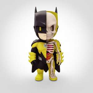 Yellow Lantern Batman Anatony Figure - £8.97 + £2.99 p&p @ Menkind
