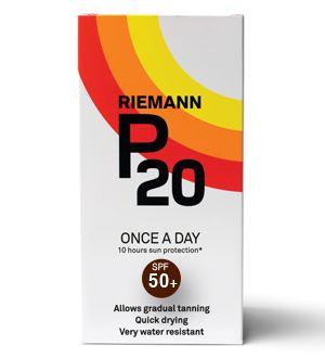 Sun protection cream P20 SPF50 200ml £14.99 @ Savers Uxbridge
