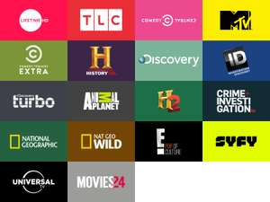 TVPlayer - 2 months Free (with code) on the Plus or Max service (30 premium TV channels)