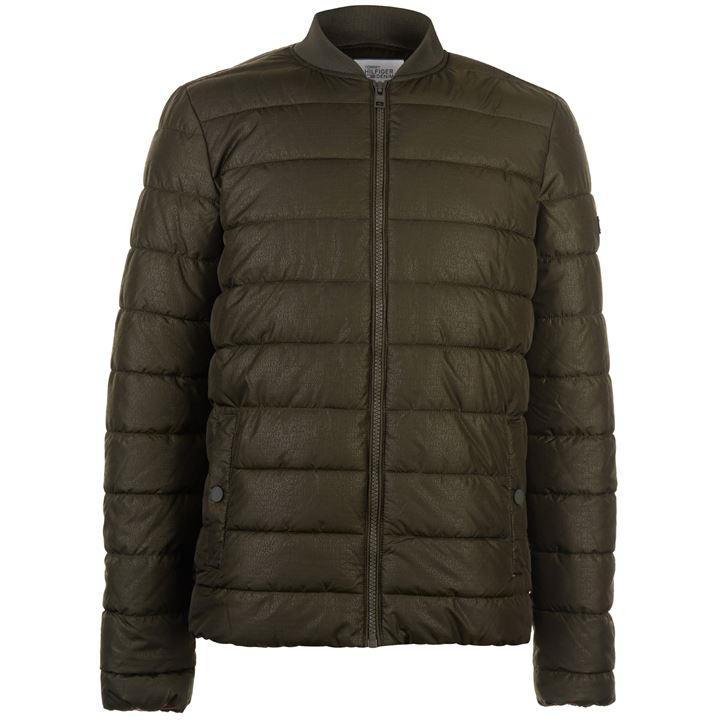 Tommy hilfiger puffa jacket @ usc - £42