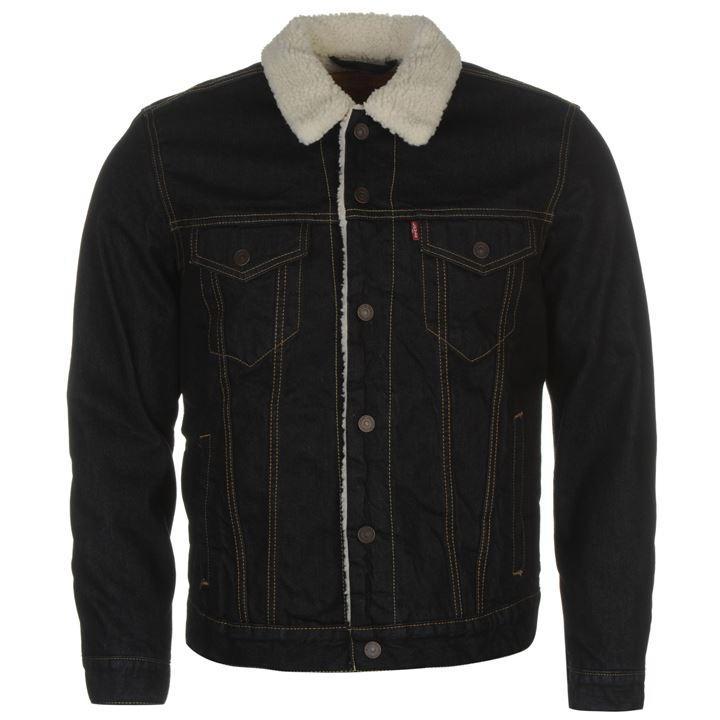 Levis sherpa jacket @ usc - £50