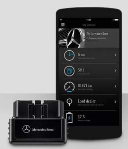 Free Mercedes Me adapter and app for Mercs from 2002