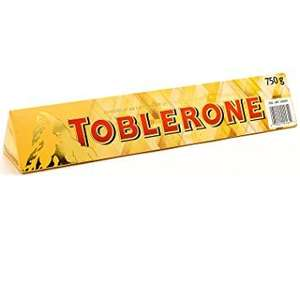 Toblerone 750g on Clearance £3.50  at Tesco instore