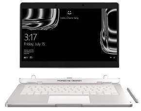 Porsche Design Book One 2-in-1 Laptop 512gb ssd £999 98 Ebuyer