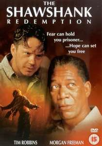(Pre owned) Shawshank Redemption DVD £0.50 instore @ CeX (+ £1.50 if delivered)