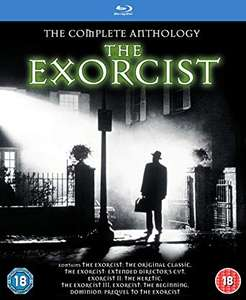 The Exorcist - Complete Anthology [Blu-ray] - £7.99 (Prime) / £10.98 (non Prime) at Amazon