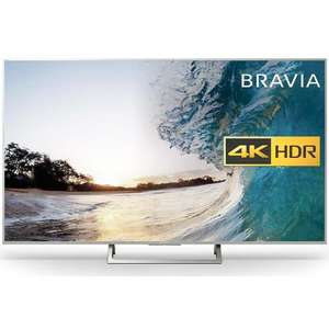 Sony BRAVIA KD55XE8577 55 inch 4K Ultra HD HDR Smart LED Android TV (5Y Warranty) - £729 @ Hughes