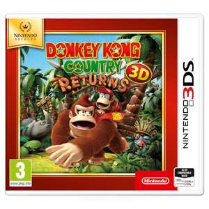Super Mario Maker - Donkey Kong Country Returns - Animal Crossing New Leaf (Nintendo 3DS) £13.49 w/code @ 365games