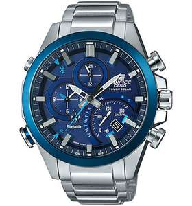 Casio Edifice bluetooth watch £198.55 with 5% code at watcho.co.uk