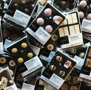 50% off Hotel Chocolat June 29/30th (In UK standalone stores only)