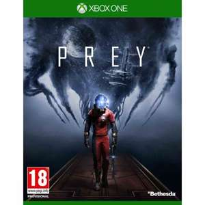 Prey (Xbox One) £7.09 Delivered @ 365 Games with code PAYP10