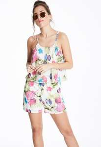 50% Off Site Wide with code (excludes up to 70% Off Sale) @ Madam Rage eg Playsuit now £10 (Del + £3.50 or Free NDD wys £35)