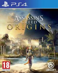 Assassin's Creed Origins; one day deal! - £23.99 @ GAME