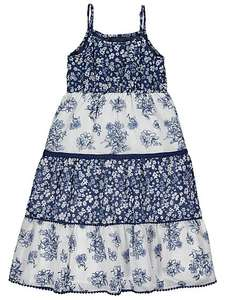 Asda George Sale Live in Main Sections (not under sale banner yet)- e.g. Kids navy floral tiered maxi dress - £8 / Trolls Briefs 5 Pack £2