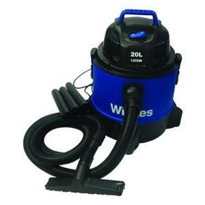 Wet & Dry Vacuum with Blower [20L] £30 @ Wickes