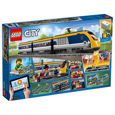 LEGO - 'City' passenger train set - 60197 £108 @ Debenhams