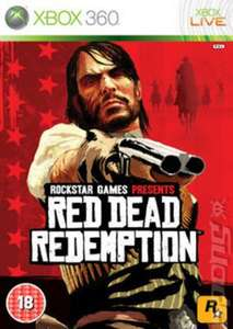 RED DEAD  REDEMPTION XBOX 360 - £5.75 using 10% off (used) @ Music Magpie