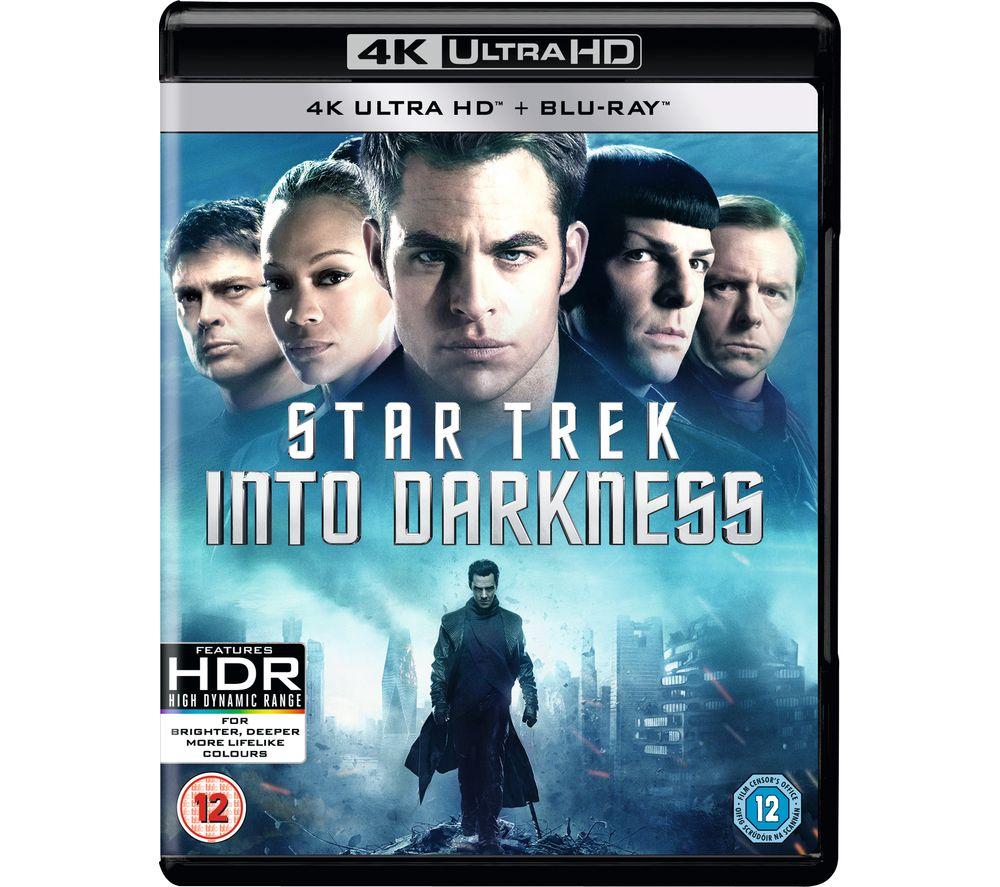 Star Trek Into Darkness Blu-Ray 4K £5.91 @ Currys PC World (c&c)
