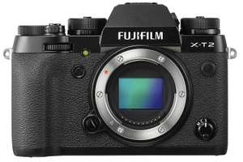 "Fujifilm X-T2 camera body, 24.3MP 3.0"" LCD, 4K video only £969 @ Amazon.es"