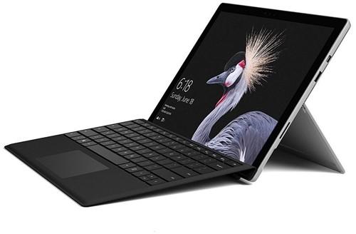 "Microsoft Surface Pro Bundle 128GB SSD 12.3"" Intel Core i5 4GB RAM Windows 10 Pro - Grade A+ £544.99 @ Student Computers"