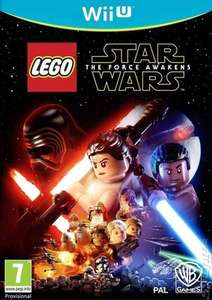 [Wii U] LEGO Star Wars: The Force Awakens - £5.27 (Pre-owned) - Music Magpie