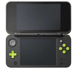 Nintendo 2DS XL Console with Mario Kart 7 - Black / Green - £134.99 @ Argos (free C&C)