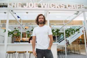 Free food at Joe Wicks Pop-Up Restaurant - Local to Westfield, London