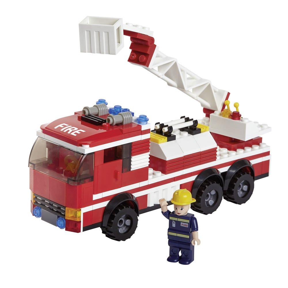 Wilko Blox Fire Engine Medium Set £3.50 @ Wilkos (free C&C)