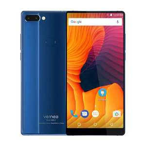 Vernee Mix 2 ( M2 ) 4G Phablet Full Screen 4GB RAM 64GB ROM 13.0MP + 5.0MP Dual Rear Cameras £97.51 With Code @ Gearbest