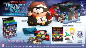 South Park The Fractured But Whole Collectors Edition NEW (PS4 / Xbox) @ GAME IN STORE RESERVATION ONLY £19.99!