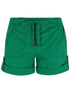 Womens poplin shorts sizes 14,16,18 now £4 @ Asda George C+C