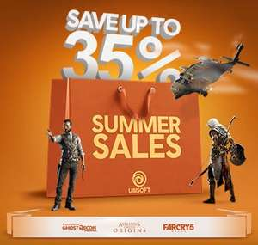 ShopTo Ubisoft sale - Assassins Creed Origins - £26.86 / South Park Fractured But Whole - £17.86