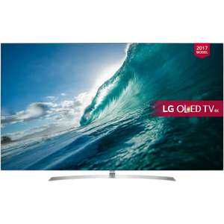 "LG OLED55B7V OLED HDR 4K Ultra HD Smart TV, 55"" - £1299 @ John Lewis"