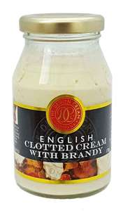 Devon Clotted Cream with Brandy - 75p instore At Heron