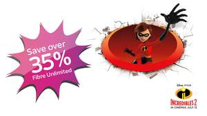 Sky Fibre Unlimited £25 (18 month contract + £59.95 one-off payment = £509.95 total)