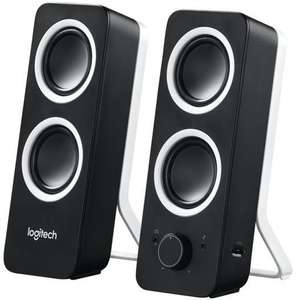 Logitech Z200 Multimedia Speakers/PC Speakers - Midnight Black - £14.99 (£4.49 delivery)@ Amazon