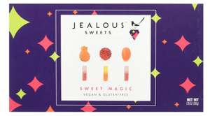 Jealous Sweets Sweet Magic Gift Box, 200 g amazon add on item minimum 20 pound spend required