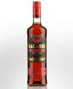 Bacardi Carta Fuego Reduced to £12 (Normally £20) - Sainsbury's in store!