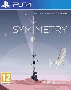 Used Symmetry PS4 Music Magpie 20% off £3.51