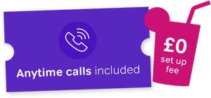 Free Anytime Calls with any NOW Broadband package for 12 months. Fibre included! (£75-£90 TCB) from £18 pm (+£9.99 Delivery)