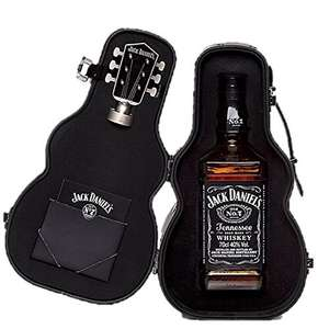 Jack Daniel's Old No.7 Guitar Case £24.02 Whisky Gift Pack £24.02 @ Amazon