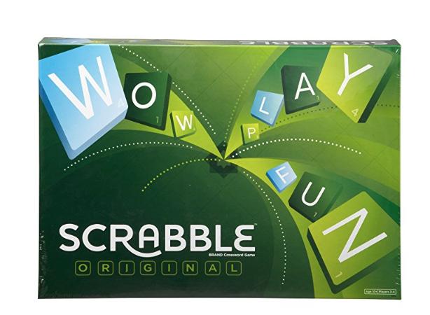 Scrabble - amazon Prime customers £10.98 prime / £15.47 non prime