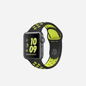 APPLE WATCH NIKE+ SERIES 2 (38MM) - £233.73 with code / Open Box Version £206.01 @ Nike