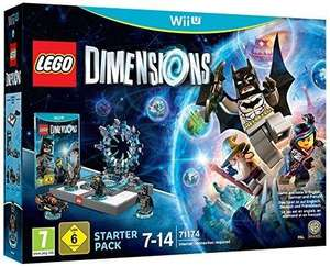 (Wii U / Xbox360 / PS3) LEGO Dimensions Starter Pack £14.99 @ Smyths