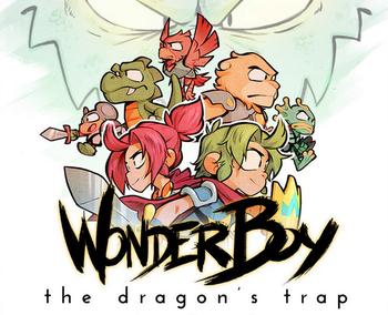 [Steam] Wonder Boy: The Dragon's Trap - £5.23 - Voidu